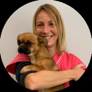 Dr Karine Massé Vétérinaire chez happyvet